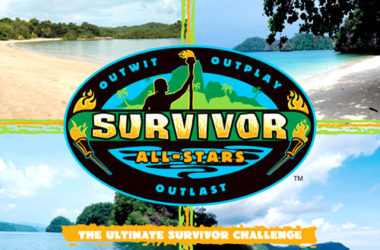 Logo programu Survivor: All-Stars