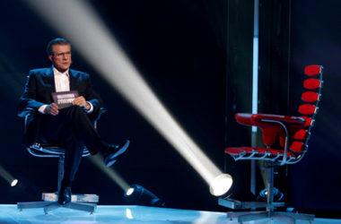 Zygmunt Chajzer jako prowadzący Moment Prawdy   Foto: STUDIO69