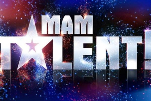 Logo programu Mam Talent!