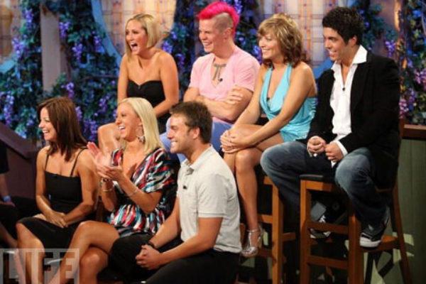 Uczestnicy amerykańskiego Big Brother 9 | Foto: LIFE