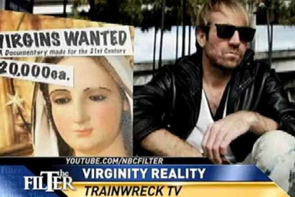 Dziewictwo do stracenia w reality show | Foto: YouTube, NBC