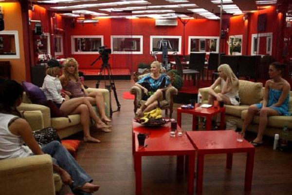 Agnieszka Frykowska na planie reality show Przystanek Laska | Foto: STUDIO69