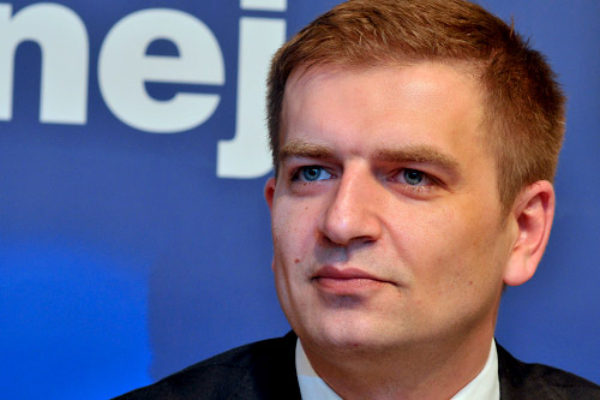 Bartosz Arłukowicz | Foto: Łukasz Szełemej