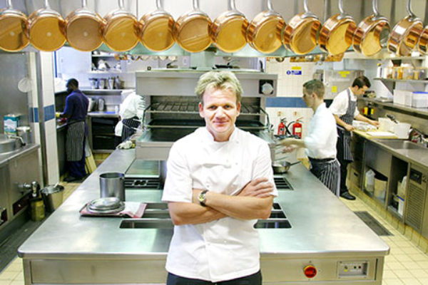 Gordon Ramsay | Foto: FOX