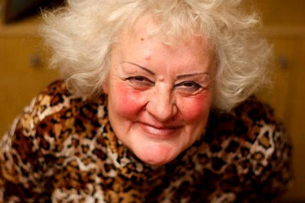 Barbara Kwarc, w rzeczywistości Barbara Rogowska | Foto: Agencja Gazeta