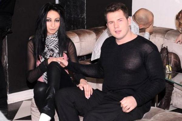 Jolanta Rutowicz i jej nowy partner | Foto: AKPA