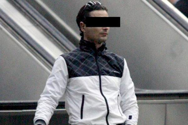 Jan K. został zatrzymany przez policję | Fot. FAKT