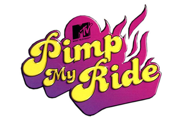 Logo programu Pimp My Ride