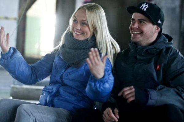 Karolina Jakubik i Łukasz Zarębski | fot. TVN