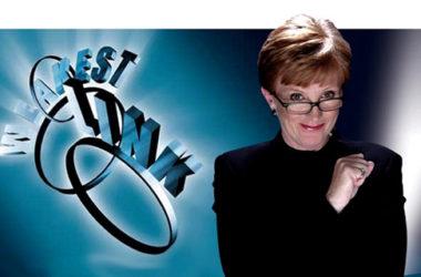 Anne Robinson jako prowadząca The Weakest Link | fot. BBC1