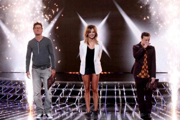 Jurorzy programu X Factor   fot. TVN