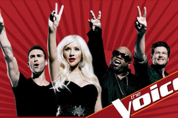 Jury amerykańskiej edycji programu The Voice | fot. NBC