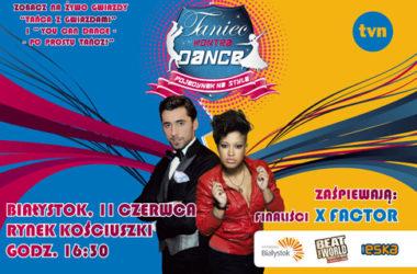 TVN pokaże program Taniec kontra Dance | fot. TVN