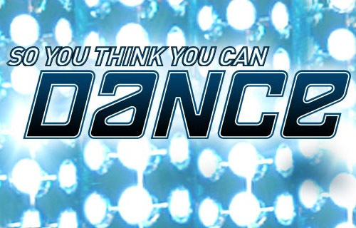 Logo programu So You Think You Can Dance
