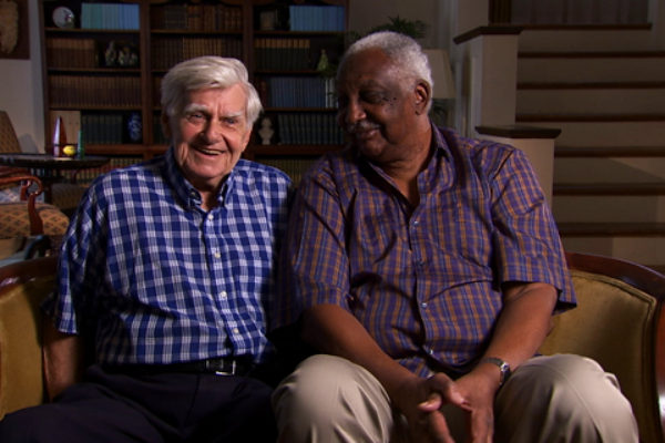 Kadr z programu dokumentalnego Out in America   fot. PBS