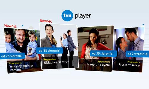 TVN uruchomi nową platformę multimedialną