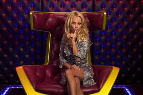 Pamela Anderson w angielskiej edycji Big Brothera   fot. Channel 5