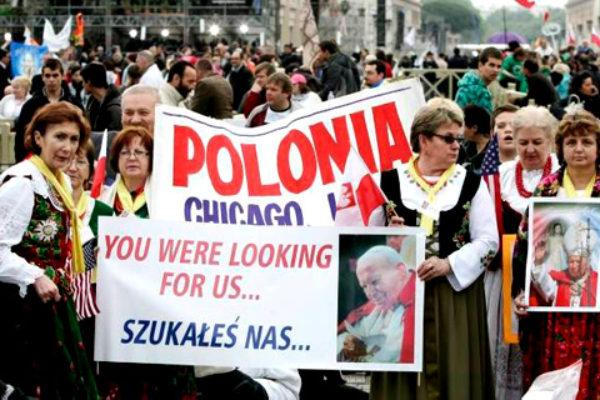Polacy z Chicago | fot. Riccardo De Luca, AP