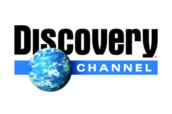 Logo stacji Discovery Channel