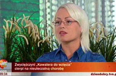 Justyna Kurowska | fot. TVN