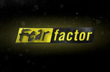 Logo programu Fear Factor