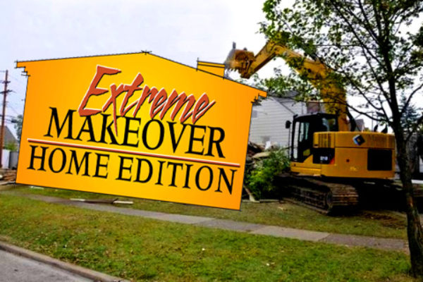Extreme Makeover: Home Edition zniknie z antenty ABC | fot. NBC