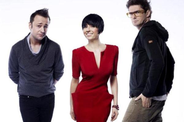 Jury programu X Factor   fot .TVN