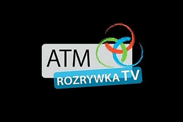 Logo stacji ATM Rozrywka TV
