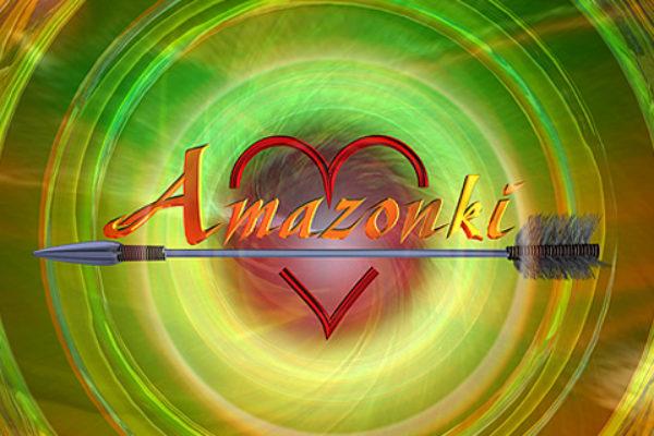 Logo reality show Amazonki