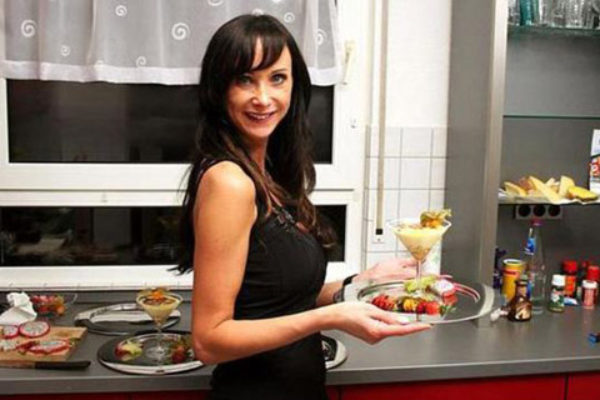Claudia Börner w programie The Perfect Dinner | fot. VOX