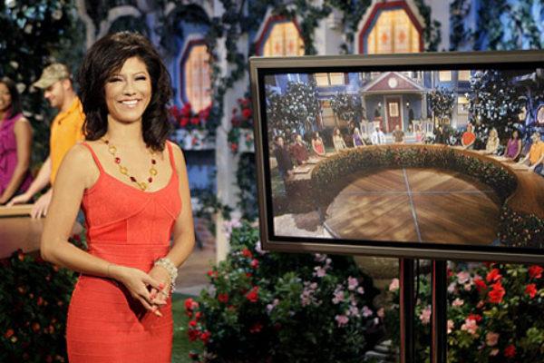 Julie Chen jako prowadząca programu Big Brother   fot. CBS