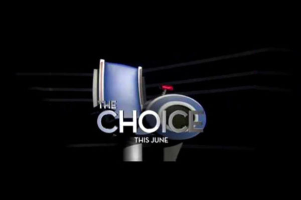 Logo programu The Choice