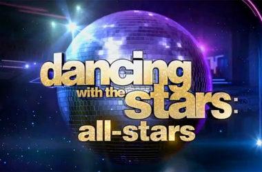 Logo programu Dancing with the Stars: All-Stars