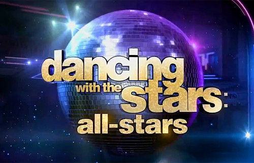 Logo programu Dancing with the Stars: All-Stars