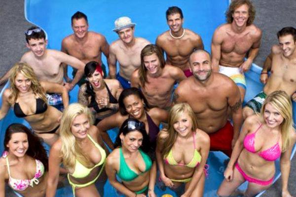 Uczestnicy 14 edycji amerykańskiego Big Brothera   fot. CBS