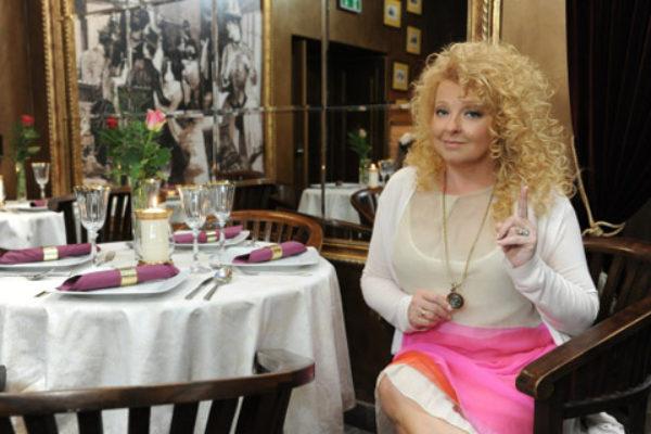 Magda Gessler | fot. TVN