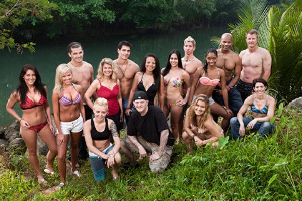 15 uczestników Survivor Philippines | fot. CBS