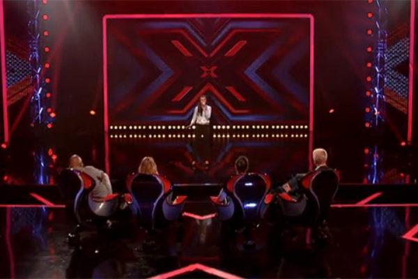 Anna Hodowaniec w niemieckim The X Factor   fot. VOX