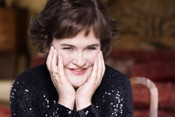 Susan Boyle | fot. Sony Music