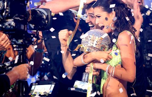 Zwycięzcy Dancing with the Stars 15: All-Stars | fot. ABC