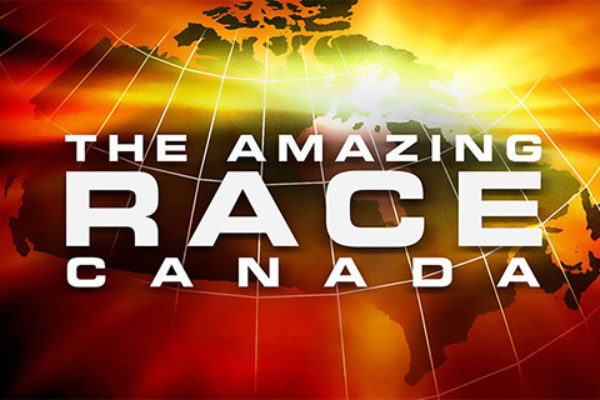 Logo The Amazing Race: Canada