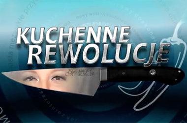 Logo programu Kuchenne rewolucje | fot. TVN
