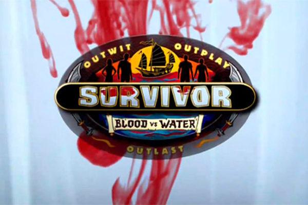 Logo programu Survivor 27: Blood vs Water