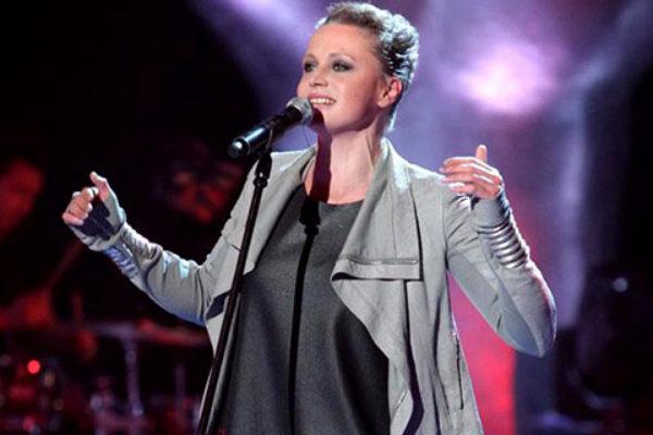 Natalia Sikora wygrała drugą edycję The Voice of Poland   fot. mwmedia