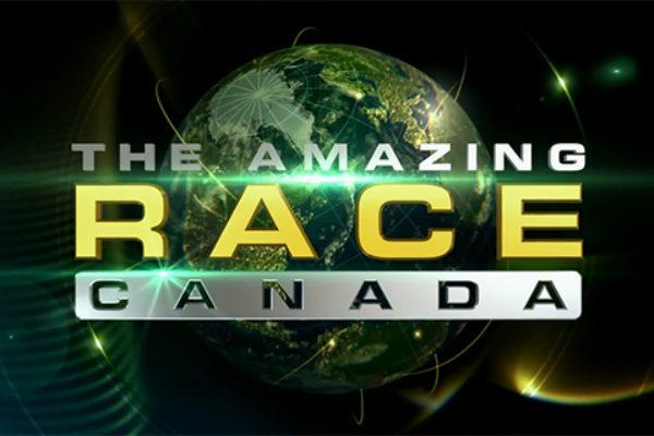 Logo kanadyjskiej edycji The Amazing Race