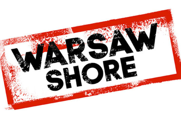 Logo programu Warsaw Shore