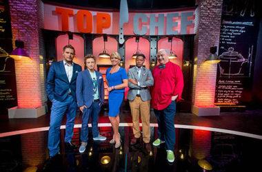 Prowadzący i jury programu Top Chef | fot. Polsat