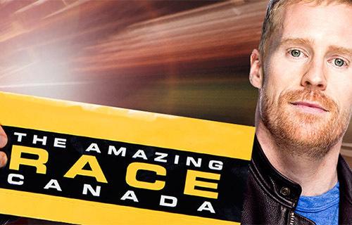 Prowadzący kanadyjską edycję The Amazing Race | fot. CTV
