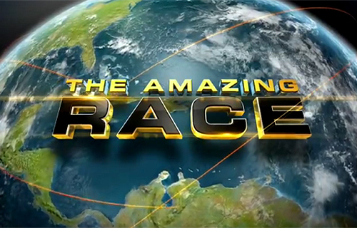 Logo programu The Amazing Race