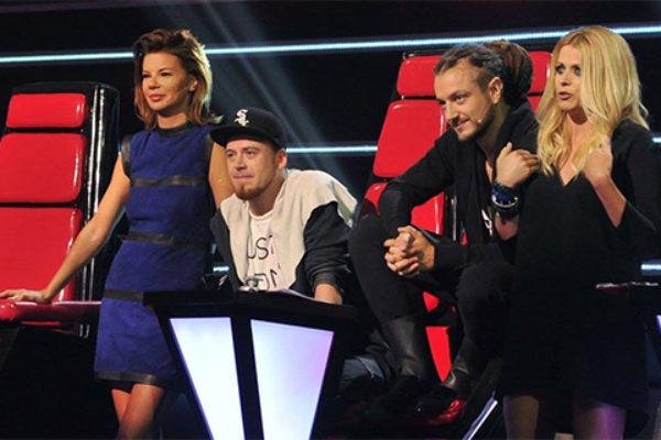 Jury programu The Voice   fot. TVP